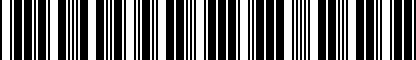 Barcode for 561071300